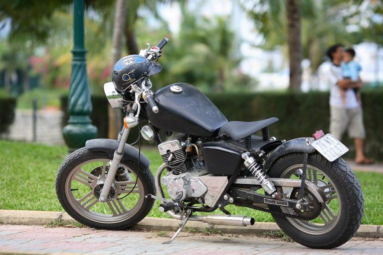 76105 Texas motorcycle accident attorney