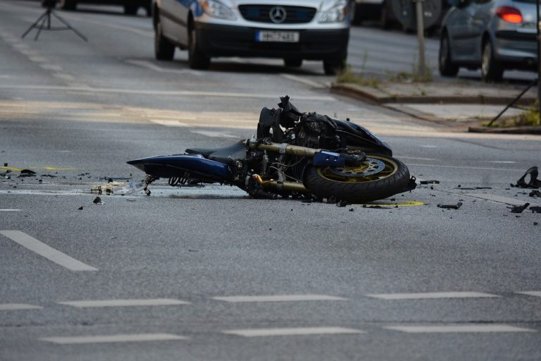Sansom Park Texas motorcycle accident lawyer